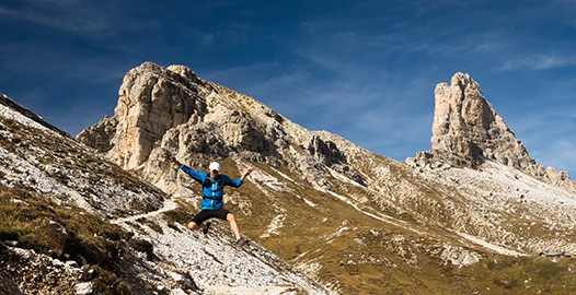 Ortología para el corredor de montaña